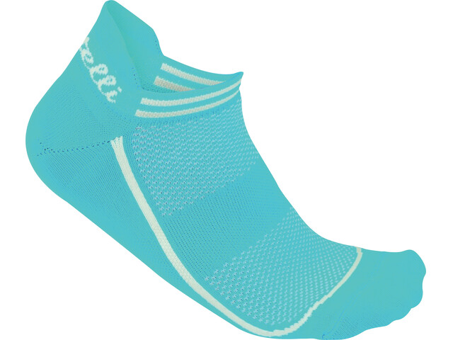 Castelli Invisibile Socks Women sky blue
